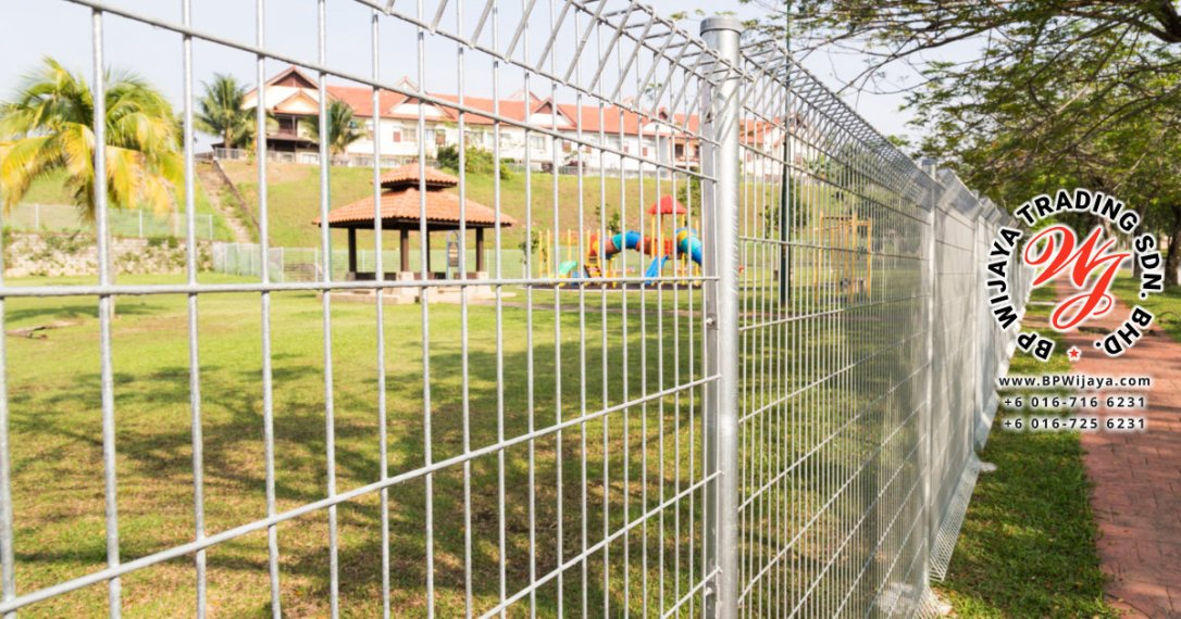 BP Wijaya Trading Sdn Bhd Malaysia Johor Batu Pahat manufacturer of safety fences building materials for housing construction outdoor design orchard fencing site fencing factory security