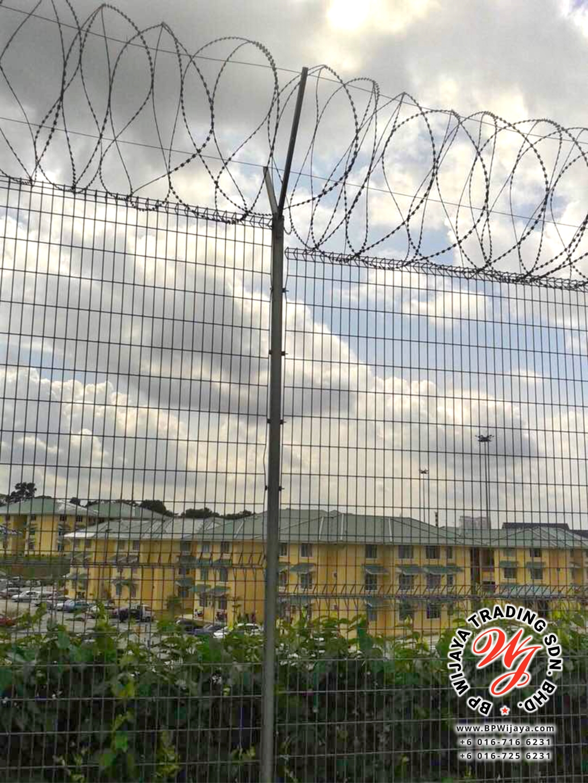 Hotdip Galvanized Fence FA – BP WIJAYA TRADING SDN BHD