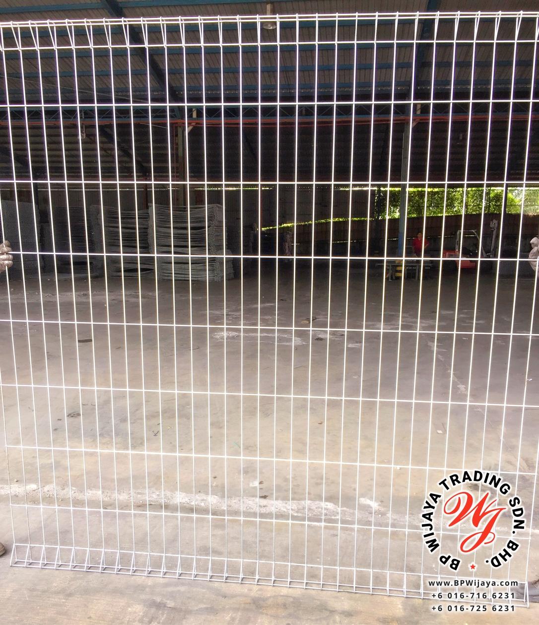 BP Wijaya Trading Sdn Bhd Malaysia Johor Batu Pahat manufacturer of safety fences building materials Hotdip Galvanized Fence Mesh Wire Fence FA BRC B09