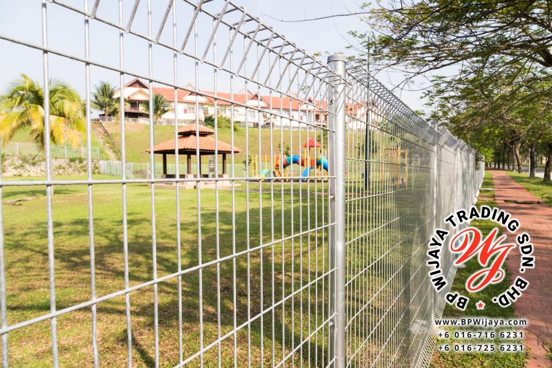 BP Wijaya Trading Sdn Bhd Malaysia Johor Batu Pahat manufacturer of safety fences building materials Hotdip Galvanized Fence Mesh Wire Fence FA BRC B11
