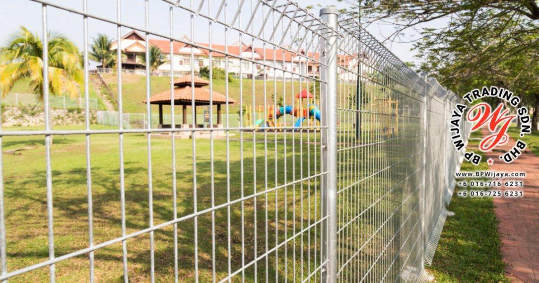 BP Wijaya Trading Sdn Bhd Malaysia Johor Batu Pahat Pengilang Pagar Keselamatan Alat-alat Bangunan Pagar Kebun Pagar Lapangan industri perumahan Security Fence A01