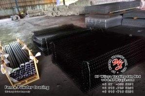 BP Wijaya Security Fence Manufacturer Malaysia Fence Powder Coating Security Fence Kuala Lumpur Pahang Johor Fence Malaysia A01