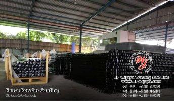 BP Wijaya Security Fence Manufacturer Malaysia Fence Powder Coating Security Fence Kuala Lumpur Pahang Johor Fence Malaysia A02