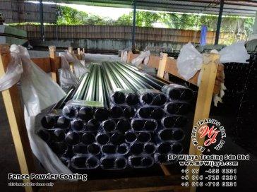 BP Wijaya Security Fence Manufacturer Malaysia Fence Powder Coating Security Fence Kuala Lumpur Pahang Johor Fence Malaysia A09