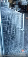 BP Wijaya Security Fence Manufacturer Malaysia Hotdip Galvanized Fence Door and Fence Gate Security Fence Kuala Lumpur Pahang Johor Fence Malaysia A15