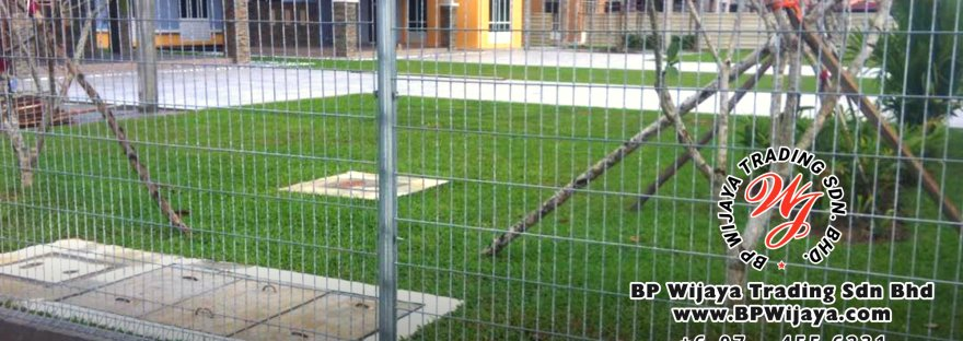 BP Wijaya Security Fence Manufacturer Malaysia Hotdip Galvanized Fence FB Security Fence Kuala Lumpur Pahang Johor Fence Malaysia A00
