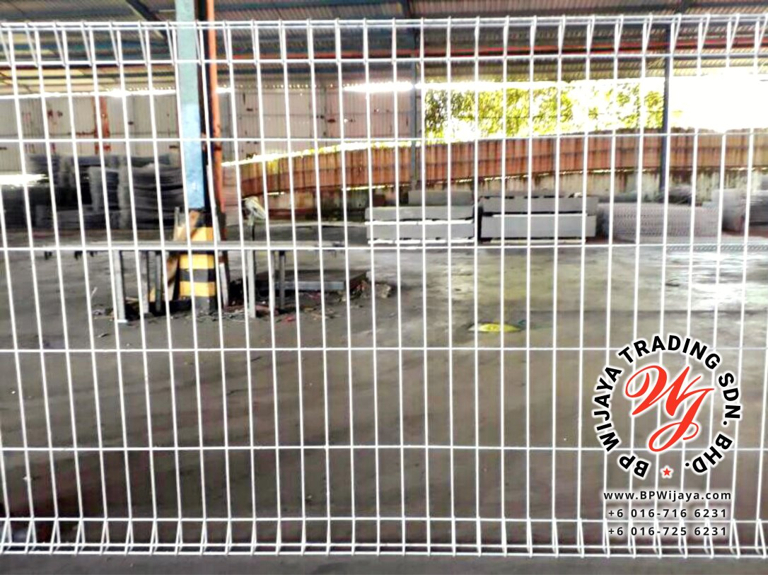 BP Wijaya Trading Sdn Bhd Malaysia Johor Batu Pahat manufacturer of safety fences building materials Hotdip Galvanized Fence Mesh Wire Fence FB BRC B07