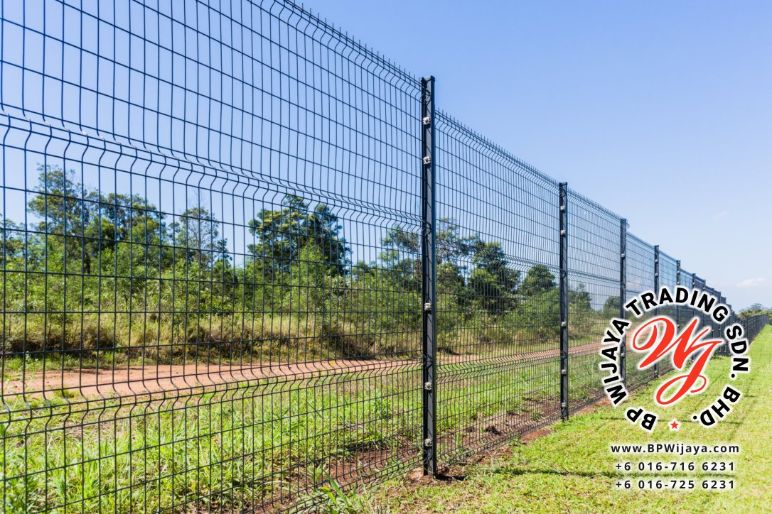 Boundary Fence Security Landscape