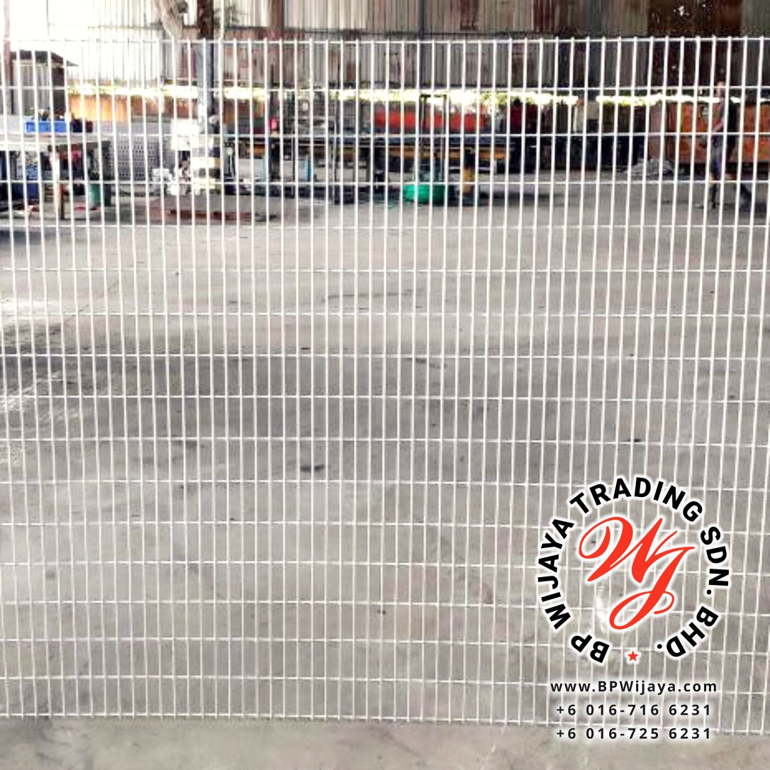 BP Wijaya Trading Sdn Bhd Malaysia manufacturer Distributor safety fences building materials Anti Climb Fence ACF 25 Mesh Wire Fence ACF Fence BRC from Johor Batu Pahat B02