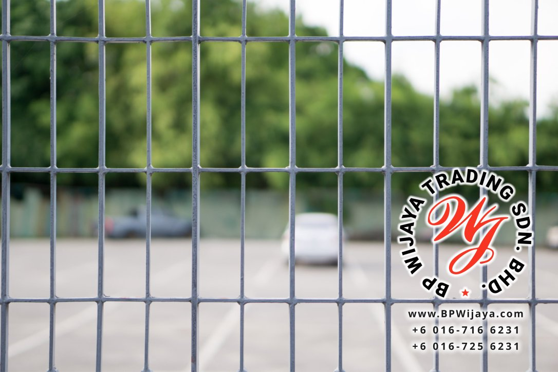 BP Wijaya Trading Sdn Bhd Malaysia manufacturer Distributor safety fences building materials Anti Climb Fence ACF 25 Mesh Wire Fence ACF Fence BRC from Johor Batu Pahat B05