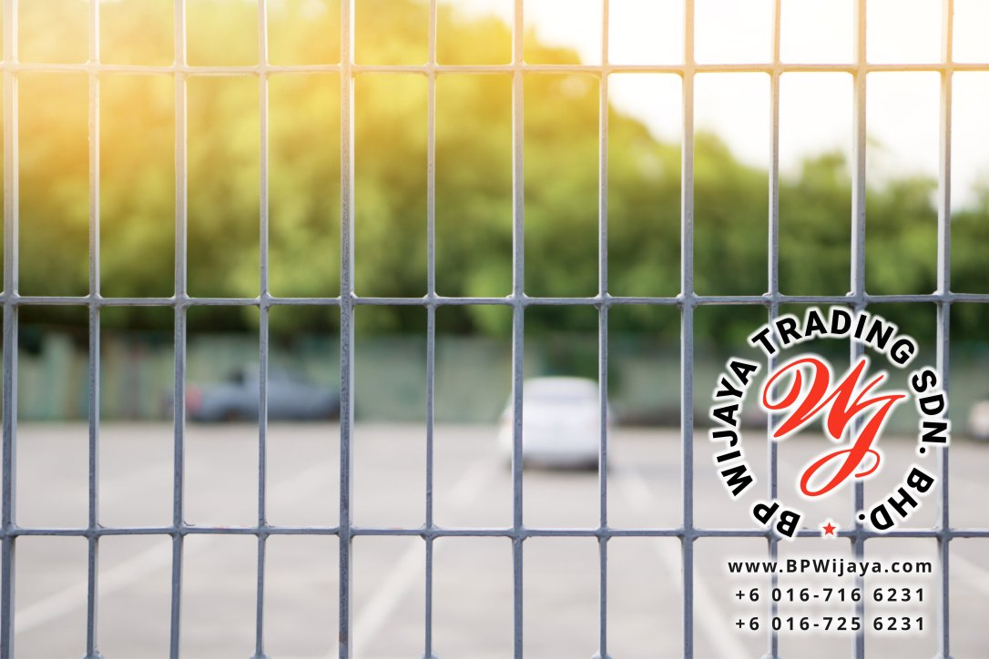 BP Wijaya Trading Sdn Bhd Malaysia manufacturer Distributor safety fences building materials Anti Climb Fence ACF 25 Mesh Wire Fence ACF Fence BRC from Johor Batu Pahat B06