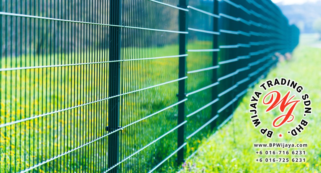 BP Wijaya Trading Sdn Bhd Malaysia manufacturer Distributor safety fences building materials Anti Climb Fence ACF 25 Mesh Wire Fence ACF Fence BRC from Johor Batu Pahat B09