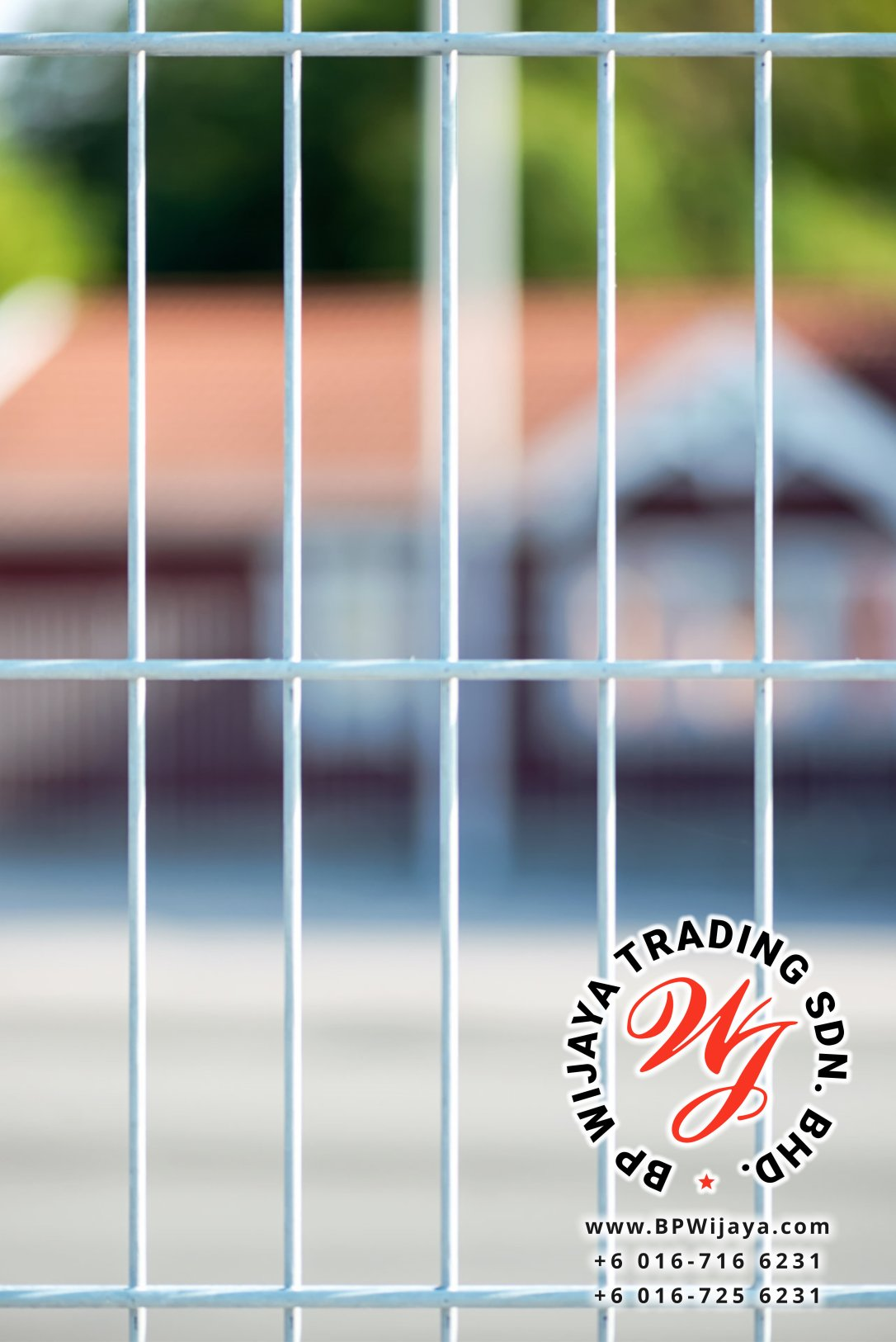 BP Wijaya Trading Sdn Bhd Malaysia manufacturer Distributor safety fences building materials Anti Climb Fence ACF 25 Mesh Wire Fence ACF Fence BRC from Johor Batu Pahat B11