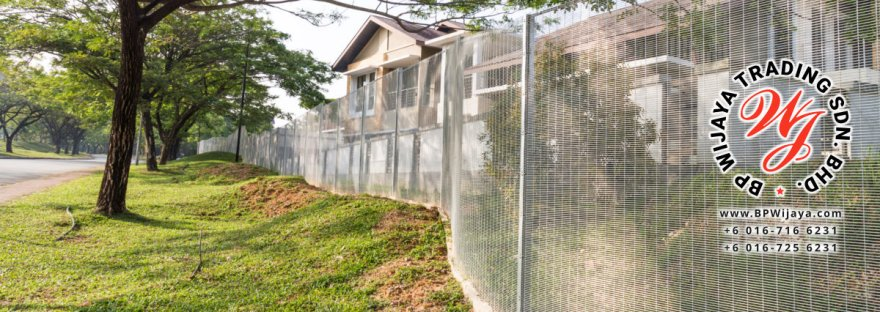 BP Wijaya Trading Sdn Bhd Malaysia manufacturer Distributor safety fences building materials Anti Climb Fence Mesh Wire Fence ACF Fence BRC from Johor Batu Pahat B00