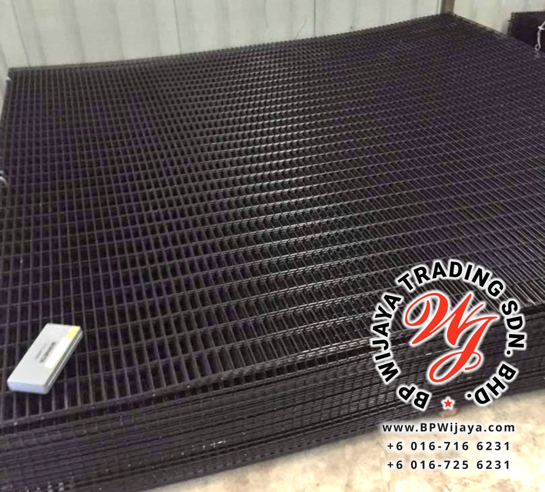 BP Wijaya Trading Sdn Bhd Malaysia manufacturer Distributor safety fences building materials Galvanized Fence Door and Gate Power Coating from Johor Batu Pahat B01