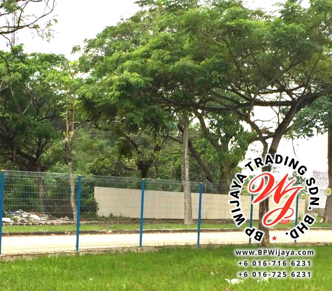 KUALA LUMPUR SELANGOR SECURITY FENCE SAFETY FENCE MANUFACTURER MALAYSIA BP WIJAYA BA01