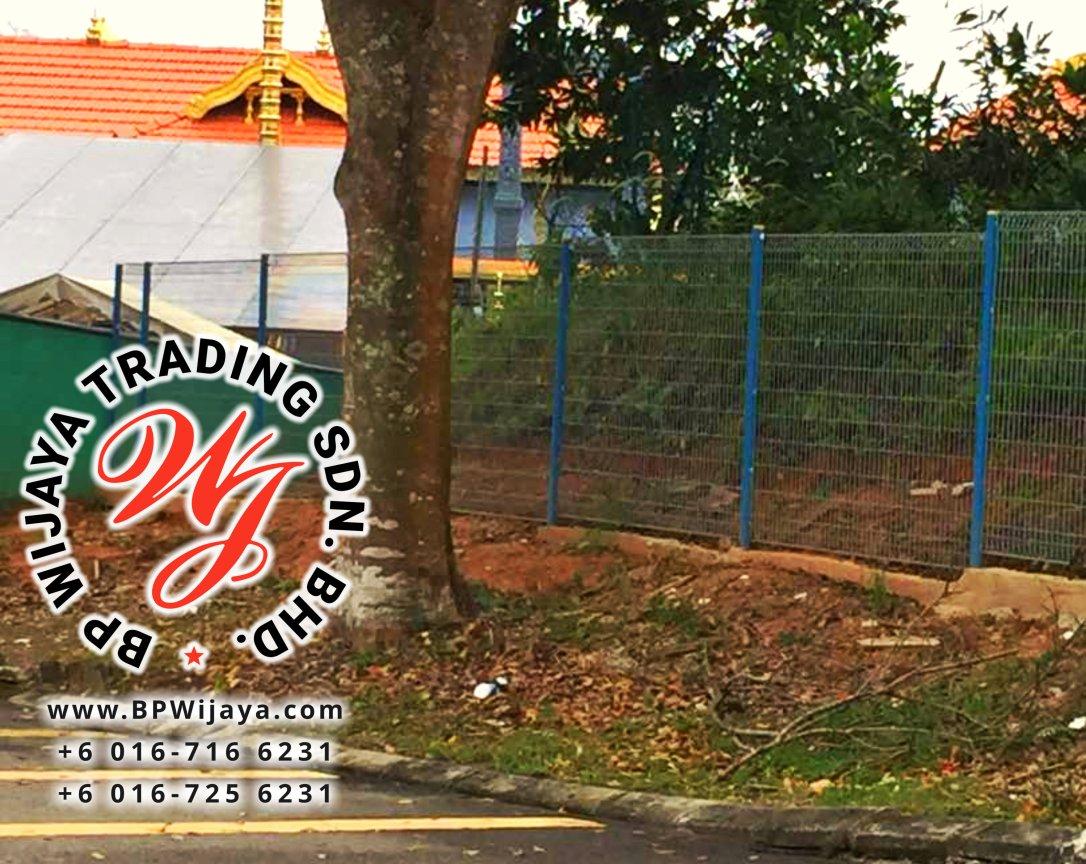 KUALA LUMPUR SELANGOR SECURITY FENCE SAFETY FENCE MANUFACTURER MALAYSIA BP WIJAYA BA02