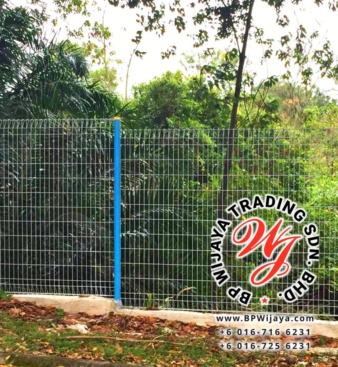 KUALA LUMPUR SELANGOR SECURITY FENCE SAFETY FENCE MANUFACTURER MALAYSIA BP WIJAYA BA04