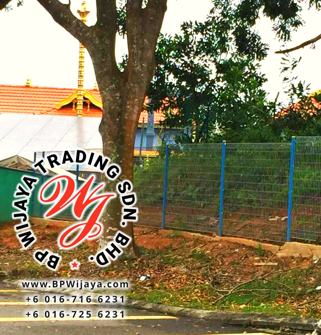 KUALA LUMPUR SELANGOR SECURITY FENCE SAFETY FENCE MANUFACTURER MALAYSIA BP WIJAYA BA12