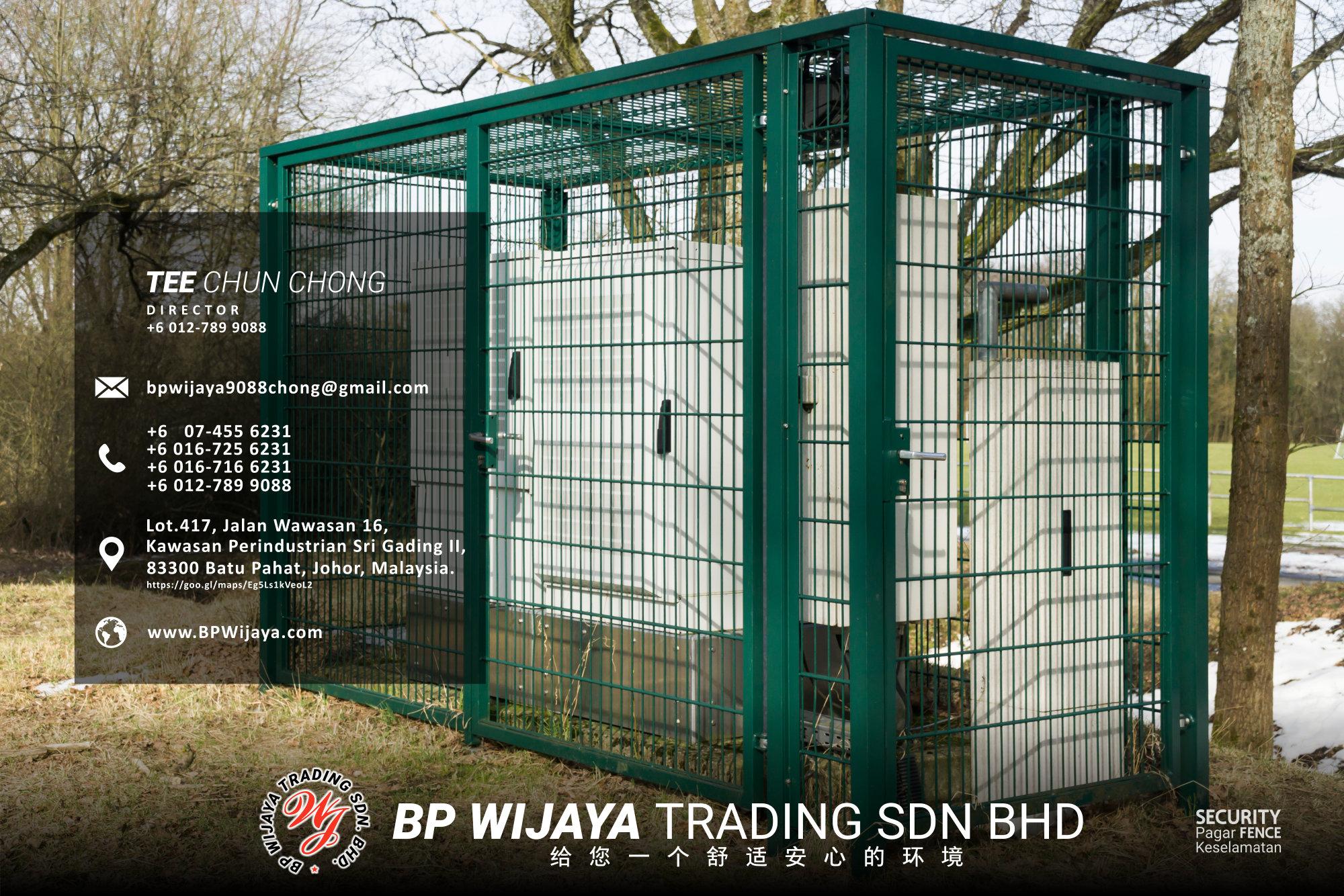 吉隆坡安全篱笆供应商 - 我们是安全篱笆制造商 BP Wijaya Trading Sdn Bhd 住家围栏篱笆 提供 吉隆坡篱笆 建筑材料 给 发展商 花园 公寓 住家 工厂 农场 果园 安全藩篱 建设 A03-018