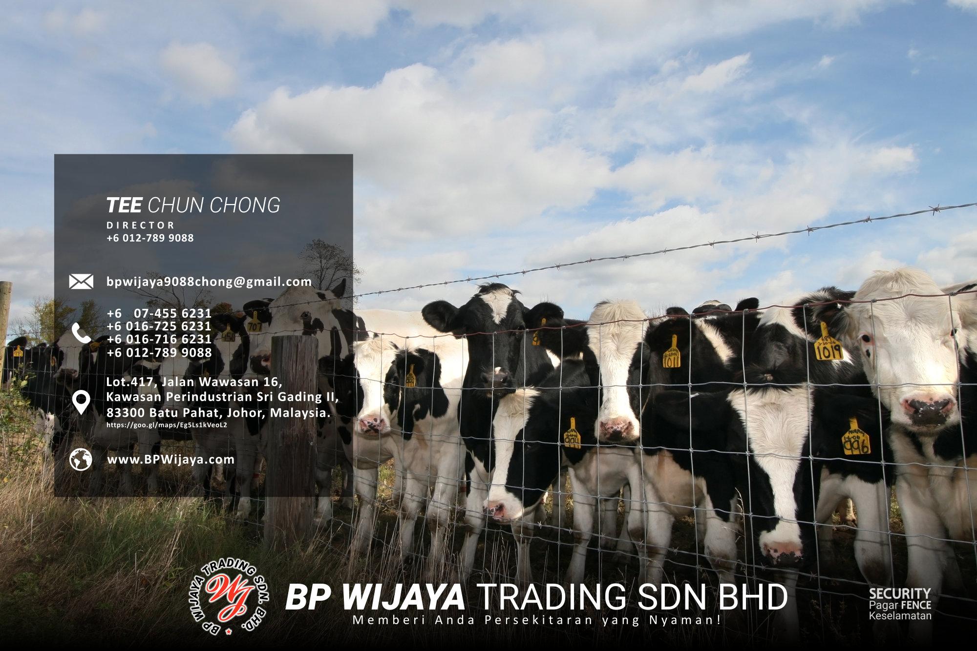 Pembekal Kuala Lumpur Pagar Keselamatan kami merupakan pengilang pagar keselamatan BP Wijaya Trading Sdn Bhd Pagar Taman Pagar Bangunan Pagar Kilang Pagar Rumah Pemborong Pagar Keselamatan A03-020