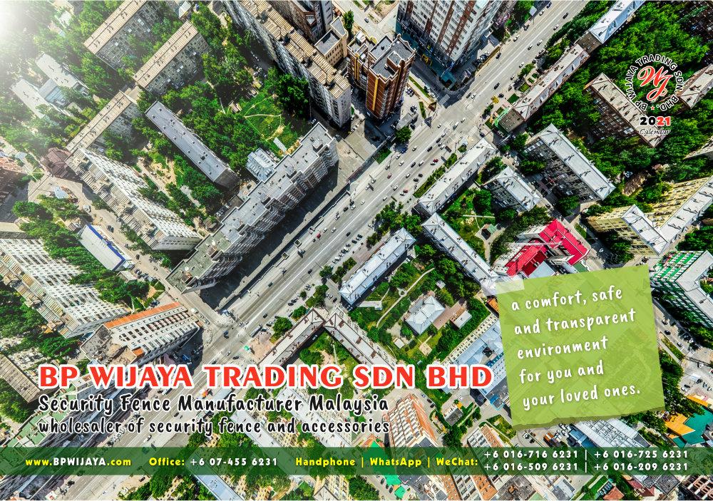 Calendar 2021 BP Wijaya Trading Security Fence Manufacturer Malaysia wholesaler of security fence and accessories Malaysia Kuala Lumpur Johor A04