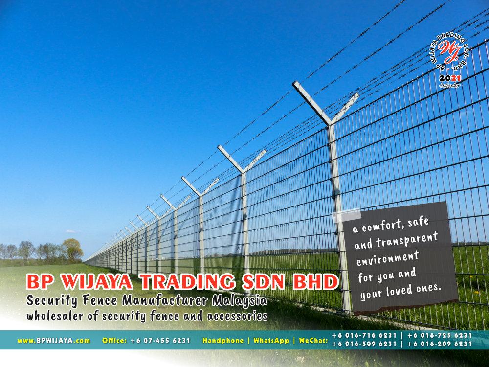 Calendar 2021 BP Wijaya Trading Security Fence Manufacturer Malaysia wholesaler of security fence and accessories Malaysia Kuala Lumpur Johor A05