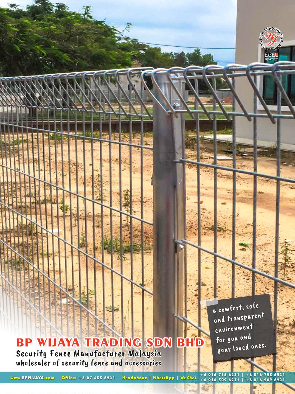 Calendar 2021 BP Wijaya Trading Security Fence Manufacturer Malaysia wholesaler of security fence and accessories Malaysia Kuala Lumpur Johor A07