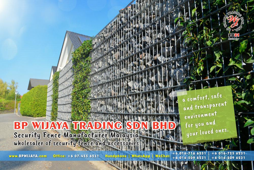 Calendar 2021 BP Wijaya Trading Security Fence Manufacturer Malaysia wholesaler of security fence and accessories Malaysia Kuala Lumpur Johor A08