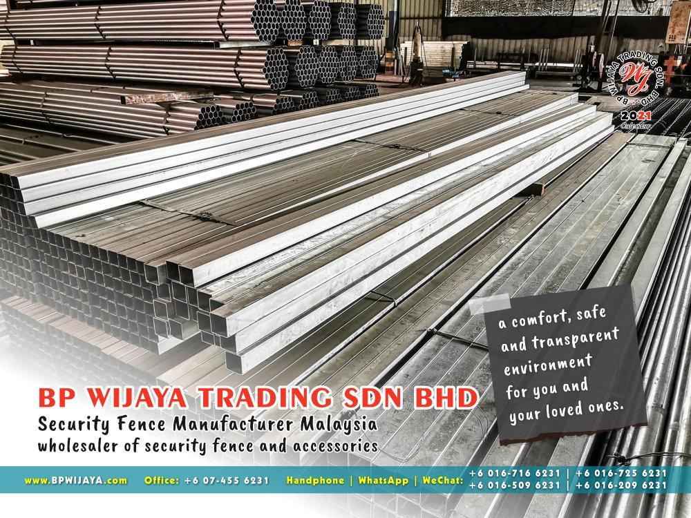 Calendar 2021 BP Wijaya Trading Security Fence Manufacturer Malaysia wholesaler of security fence and accessories Malaysia Kuala Lumpur Johor A10