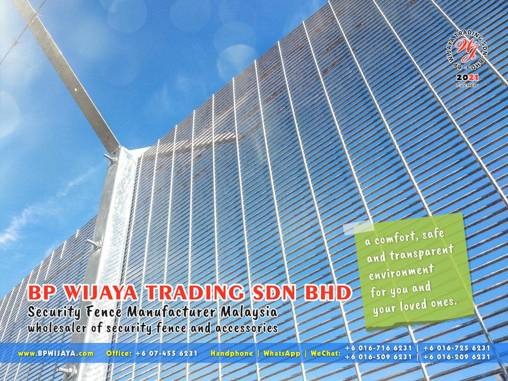 Calendar 2021 BP Wijaya Trading Security Fence Manufacturer Malaysia wholesaler of security fence and accessories Malaysia Kuala Lumpur Johor A11