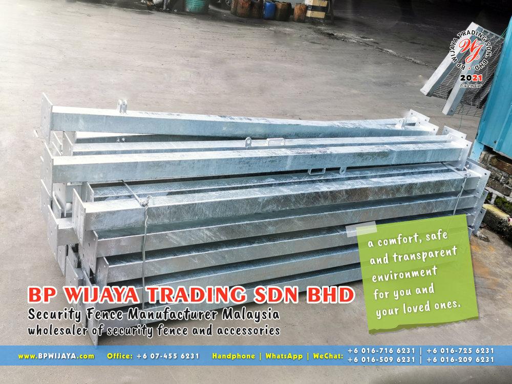Calendar 2021 BP Wijaya Trading Security Fence Manufacturer Malaysia wholesaler of security fence and accessories Malaysia Kuala Lumpur Johor A12